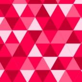 Sur le site Decotissus modification des couleurs du motif triangles, fushia