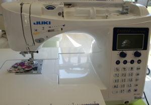 tête de la machine juki HZL-F600