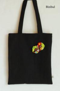 Cours de couture à domicile sur Nantes, Pornic, saint-Nazaire et leurs périphéries : le tote bag, un sac rectangulaire simple mais très pratique