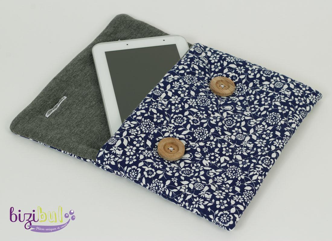 housse pour tablette ou t l phone portable bizibul. Black Bedroom Furniture Sets. Home Design Ideas