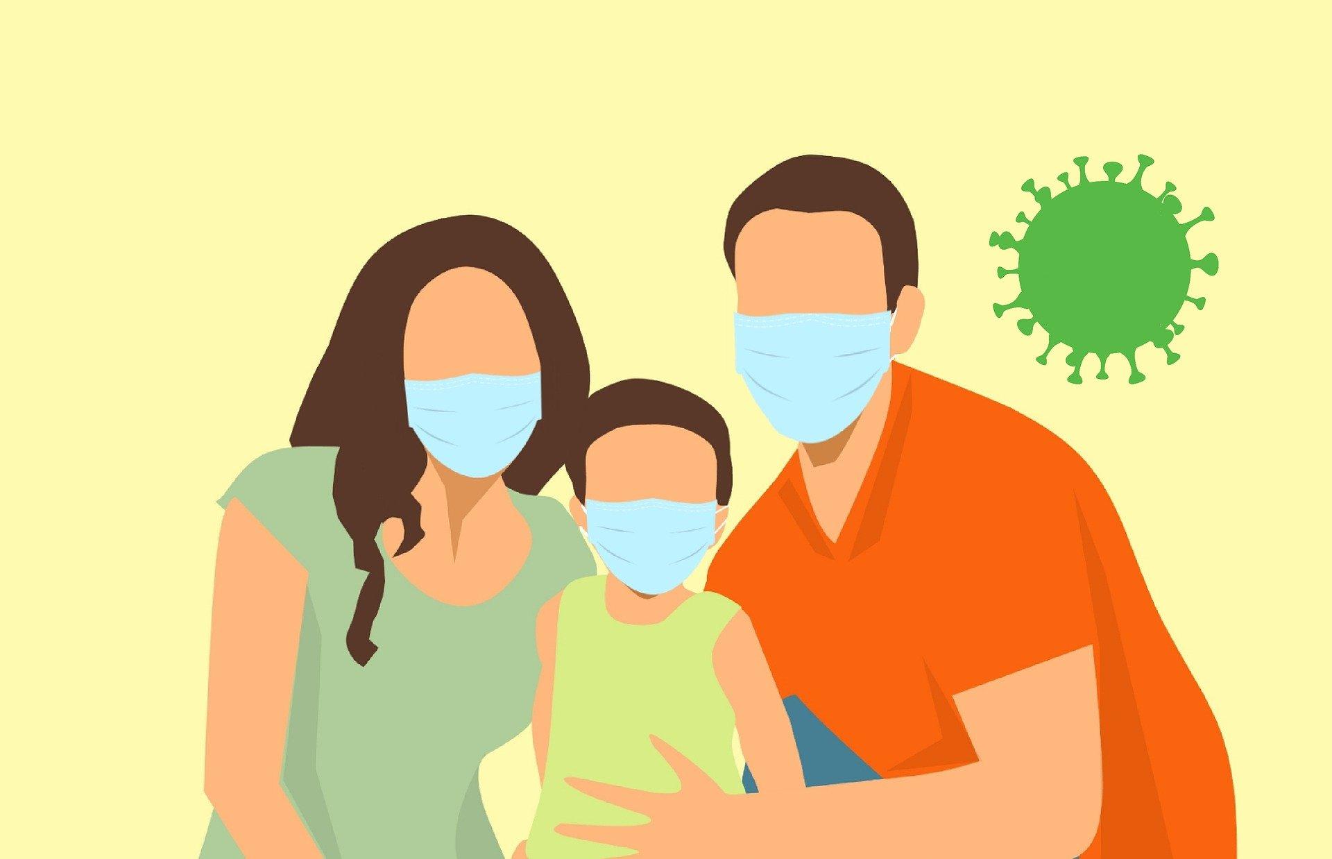 les différences entre le masque barrière et le masque grand public